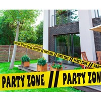 thumb-Afzet lint Party zone - 15 meter-2
