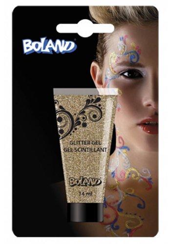 Glitter gel Goud - 14ml