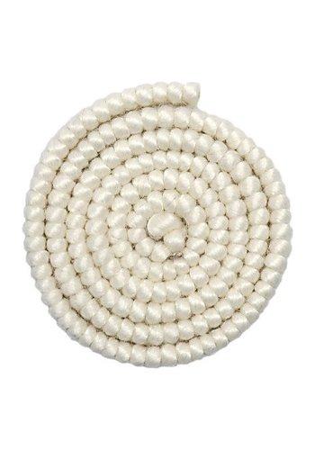 Wolcrêpe Wit - 01 - 50cm