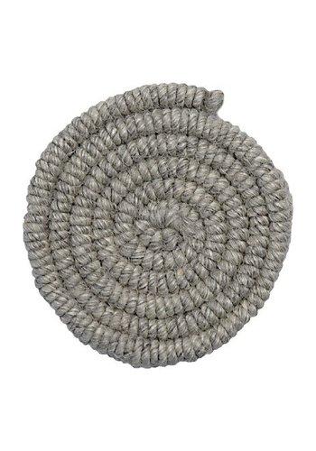 Wolcrêpe Grijs - 013 - 50cm