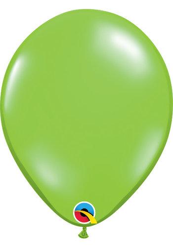 "16"" Lime Jewel - 41cm - 50 stuks"