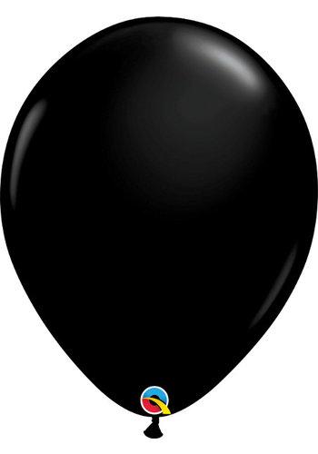 """11"""" Zwart - 28cm - 100 stuks"""