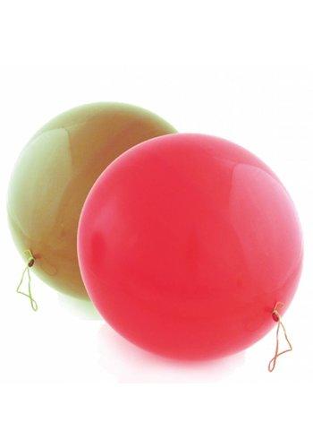 Punch Ballonnen - 2 stuks