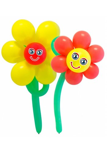 "Balloon Kit ""Flower"" - 2 stuks"