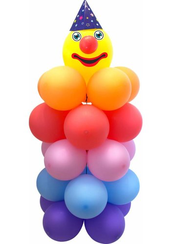 "Balloon Kit ""pilaar clown"""