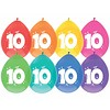 Ballonnen 10 - 30cm - 8 stuks