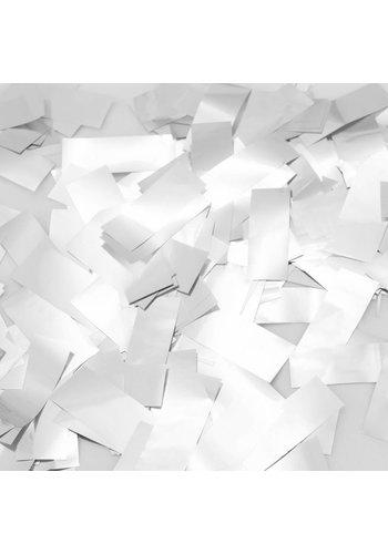 Confetti Kanon Wit - 28 cm