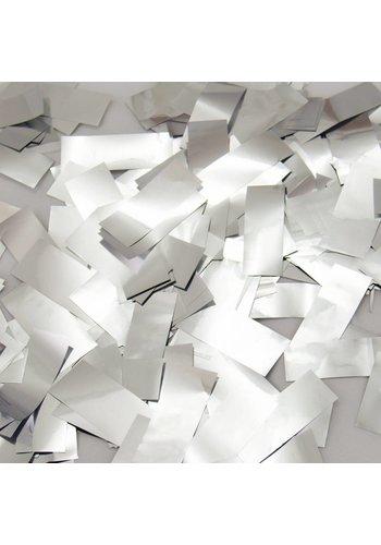 Confetti Kanon Zilver - 28 cm