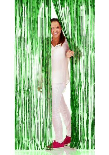 Deurgordijn Groen - 2x1mtr
