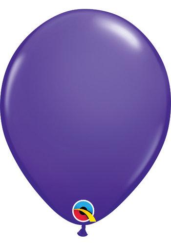 "11"" Paars Violet Fashion (28cm)"