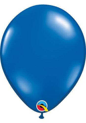 "11"" Sapphire Blue Jewel (28cm)"