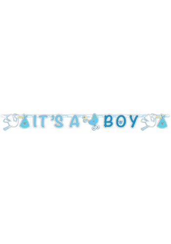 It's a Boy Letterslinger