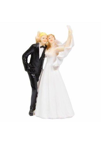 Bruidspaar Selfie - 10cm