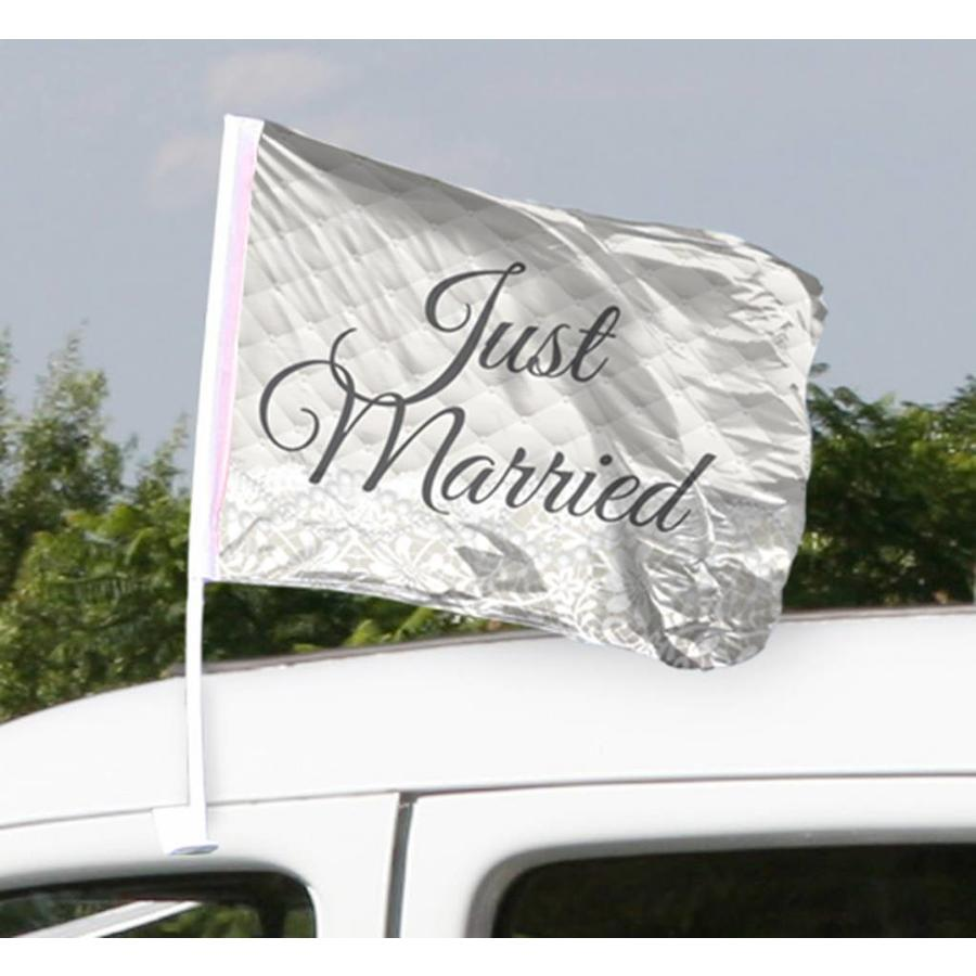 Autovlag Just Married-1