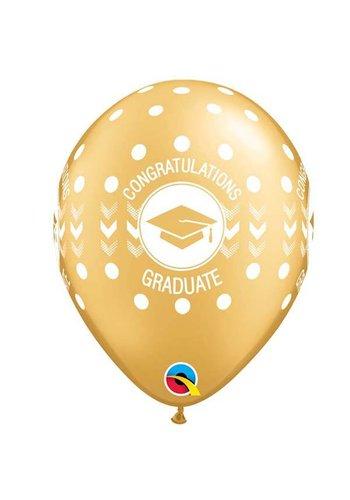 "11"" Graduate Gold (28cm)"