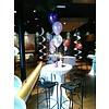 Qualatex Tafeldecoratie van 3 Heliumballonnen
