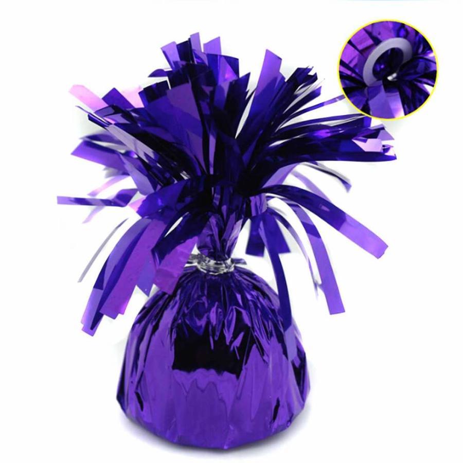 Ballon gewichtje - 170 gram Paars-1