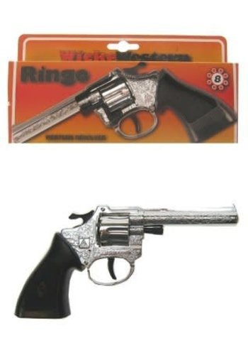 Cowboy pistool Ringo - 8 schots