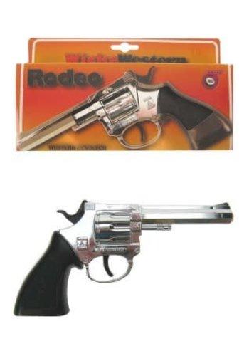 Cowboy pistool Rodeo - 100 schots