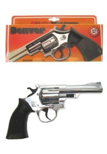Cowboy pistool Denver - 12 schots
