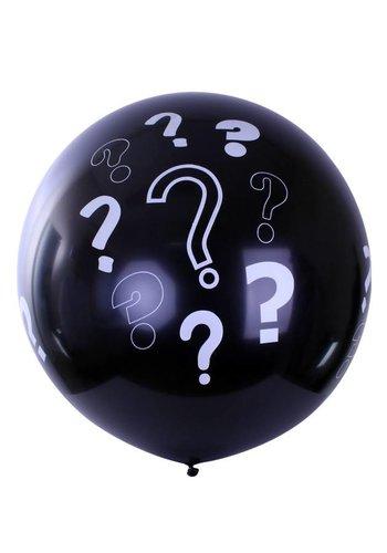 Mega Ballon - Gender Reveal - 90cm