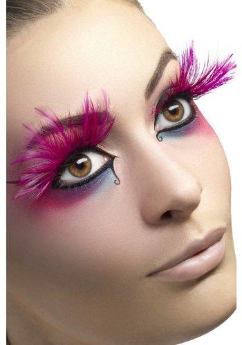 Wimpers Veren Pluimen - Pink