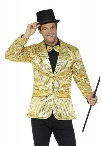 Glitter Jasje - Goud