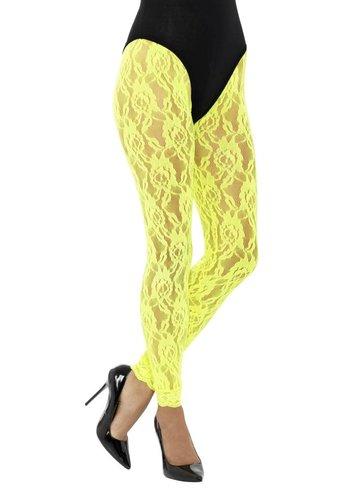 80's Lace Leggings - 4 kleuren