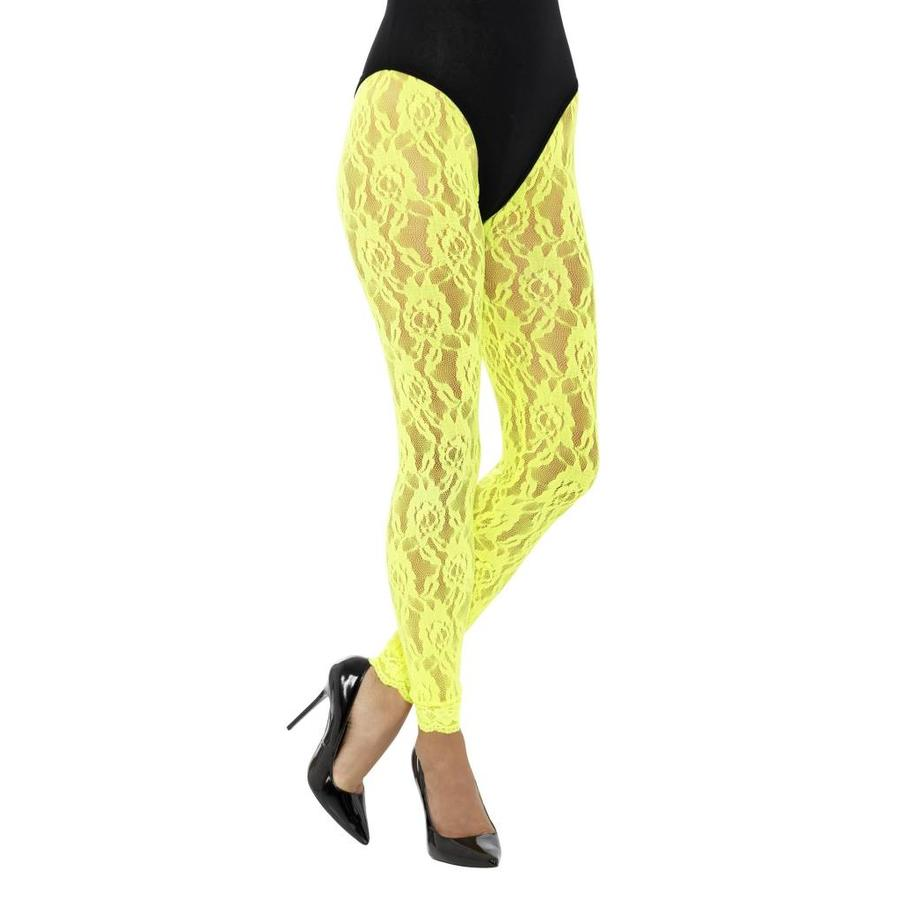 80's Lace Leggings - 4 kleuren-1