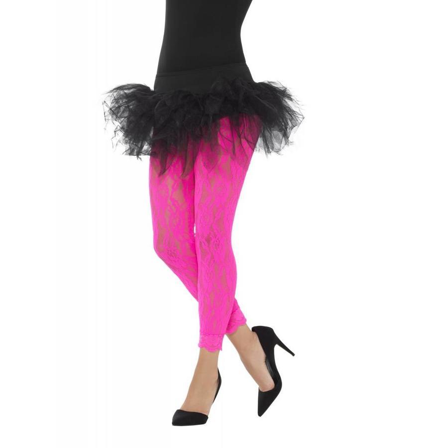 80's Lace Leggings - 4 kleuren-3