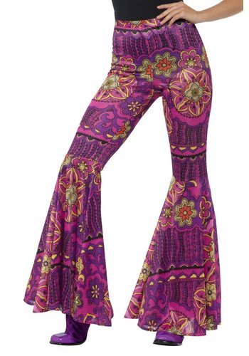 Flared Trousers Woodstock