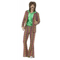 thumb-60's Psychedelic CND Suit-1
