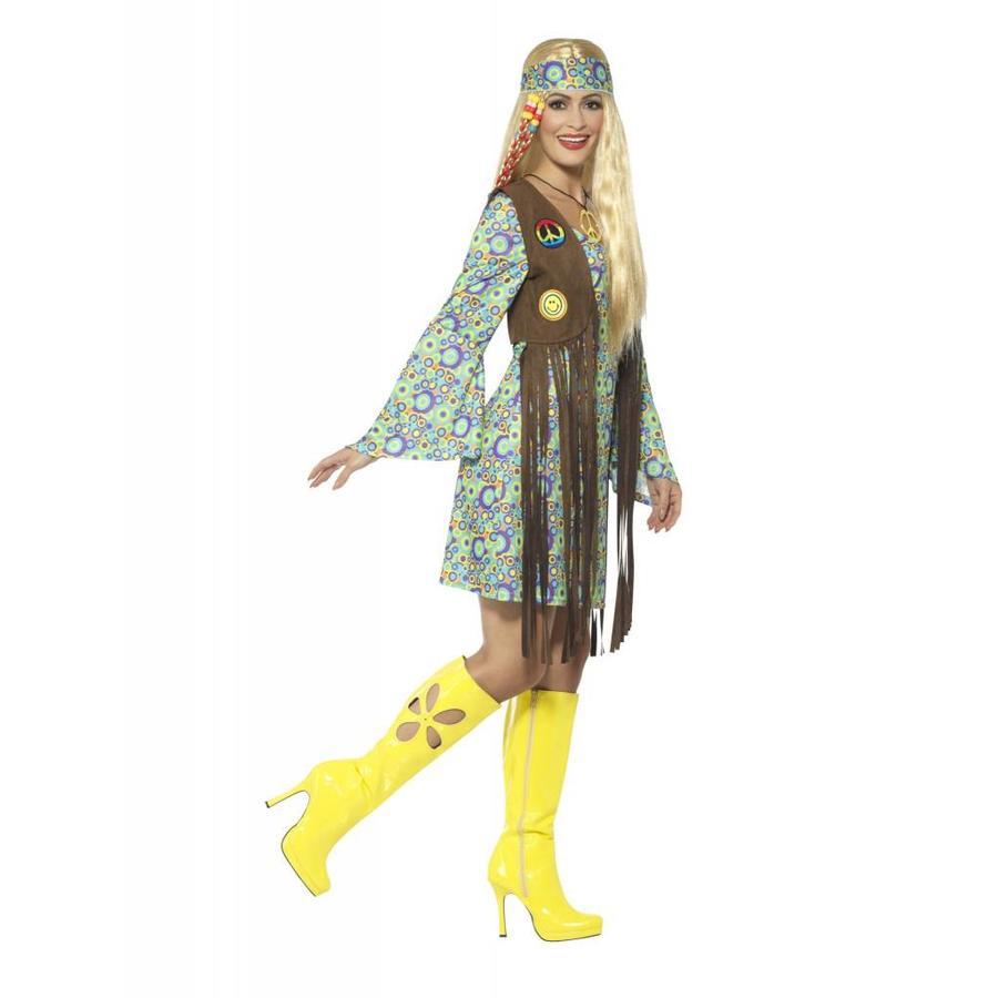 60's Hippie Chick-1