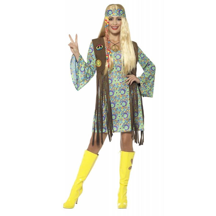 60's Hippie Chick-2
