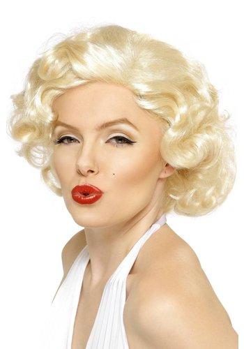 Pruik Marilyn Monroe