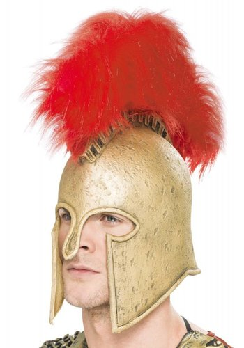 Romeinse Helm - Latex - one size