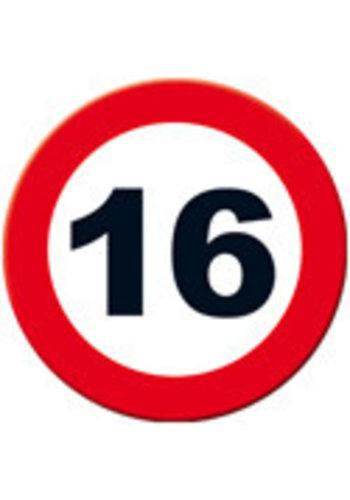 Big Sign - 16 Jaar