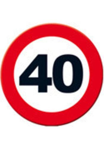 Big Sign - 40 Jaar