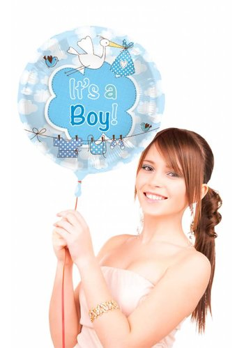 Folieballon It's a Boy - 45cm