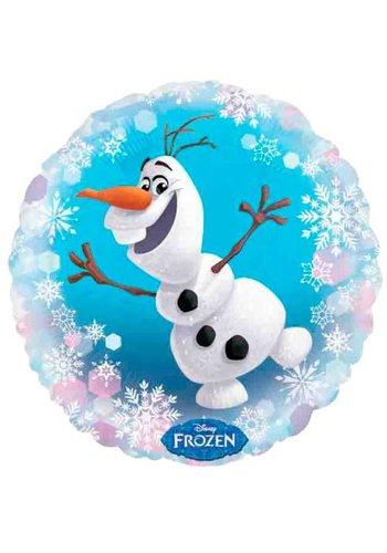 Folieballon Frozen Olaf - 35cm