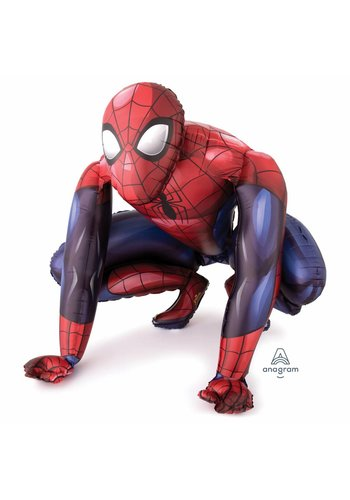 Folieballon Airwalker Spiderman - 91x91cm