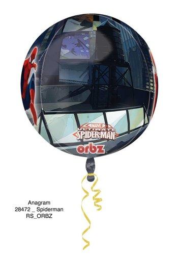 Orbz Spiderman - 43x45cm