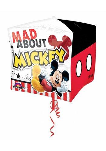 Cubez Mickey Mouse - 38x38cm