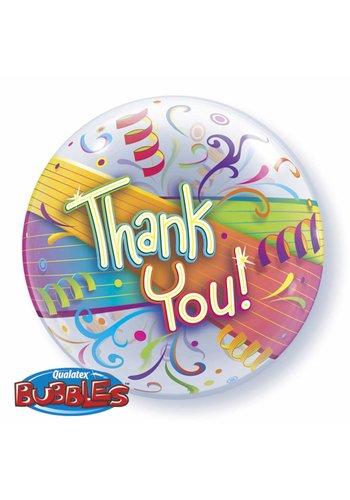 Bubble Thank You - 55cm
