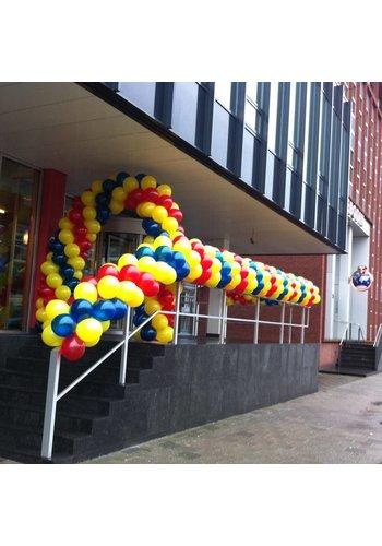 Slinger van 11inch ballonnen