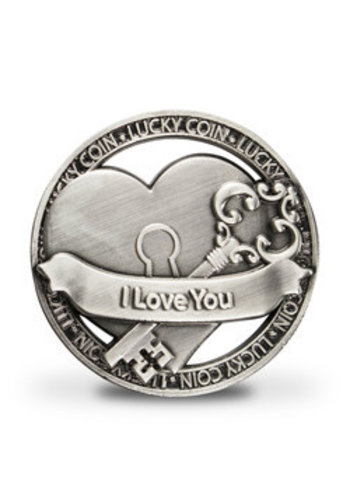Geluksmunt open - I love you