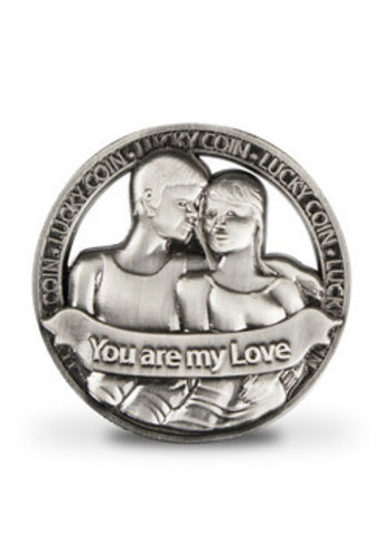 Geluksmunt open - You are my love