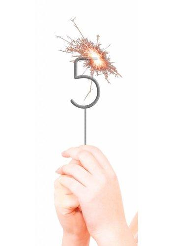 Sterretje Cijfer 5