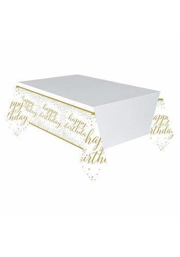 Tafelkleed Deco Confetti Fun - 137x259cm