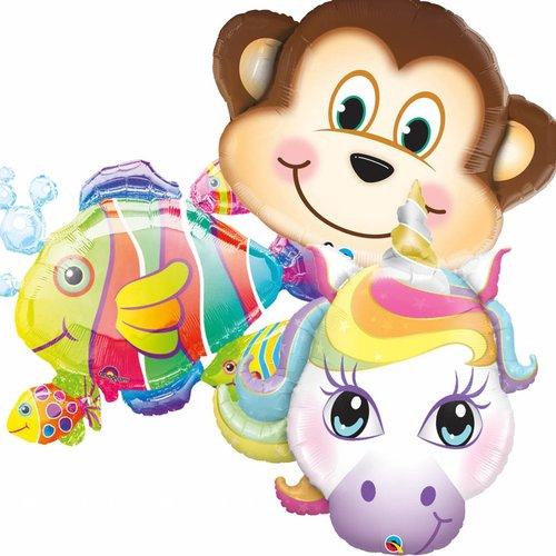 Dieren ballonnen